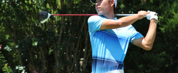 CHINA'S CHENG JIN IS THE LEADER GOING INTO THE FINAL ROUND