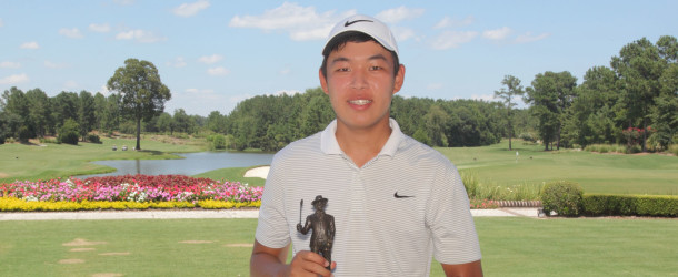 CHENG JIN WINS THE 17TH PLAYERS AMATEUR